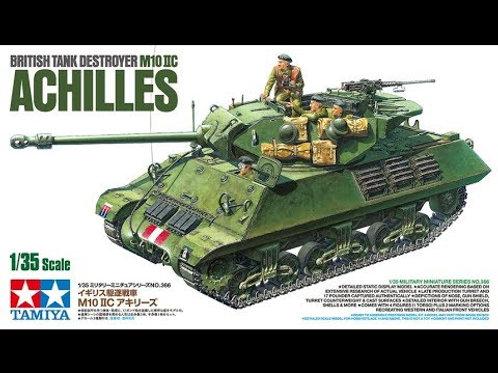 British tank destroyer M10 Achilles