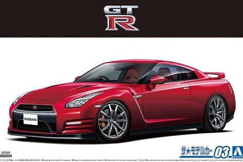 Nissan GTR R35 2014