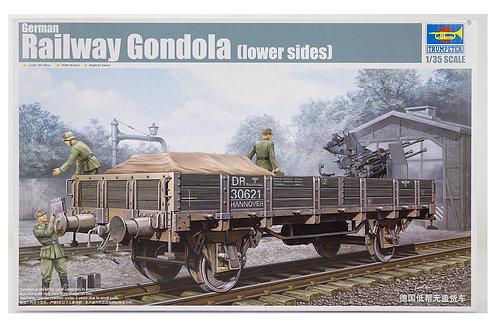 German Railway gondola (lower sides)