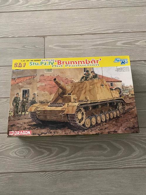 """Stu.Pz.IV """"Brummbar"""" Mid production"""