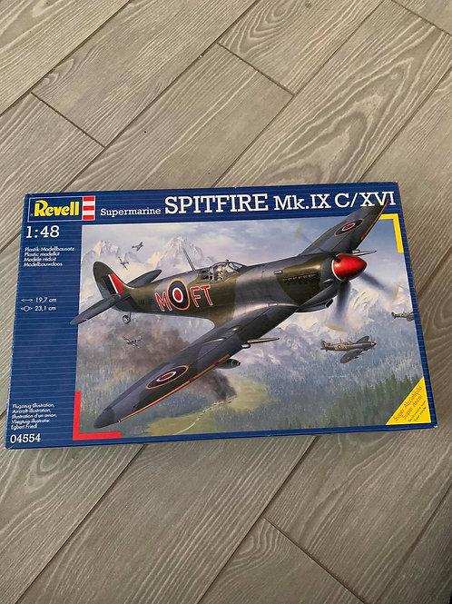 Supermarine spitfire MK.IX C/XVI