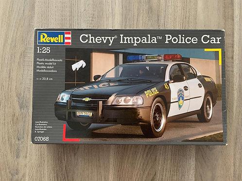 Chevy Impala Police Car