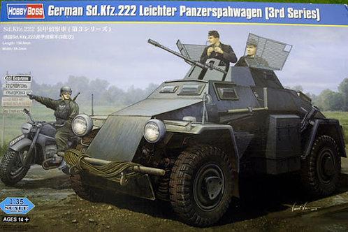 German Kfz. 222 Leichter Panzerspahwagen (3rd serie)