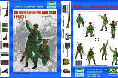 Panzer division Poland 1939 (part 1)