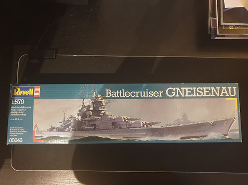 Battlecruiser Gneisenau