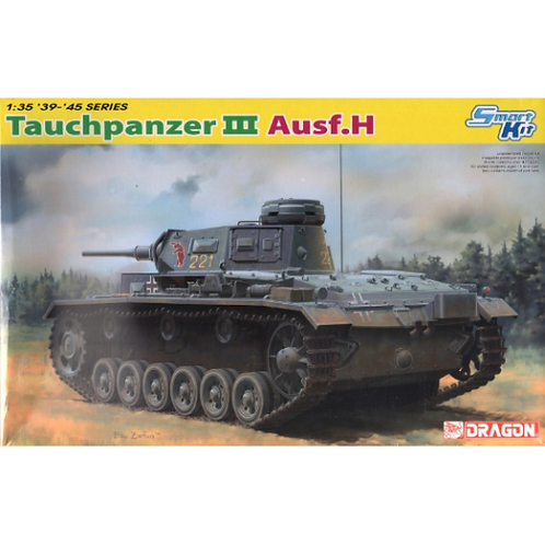 Tauchpanzer III Ausf.H