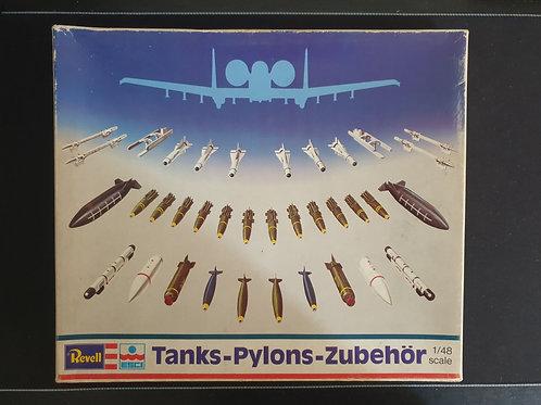 Tanks-Pylons