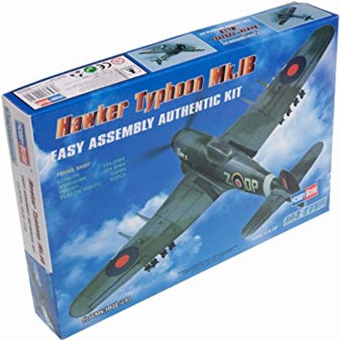 Hawker typhoon Mk. IB fighter