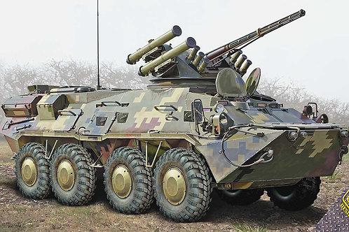 BTR-3E1 Ukranian armored personnel carrier