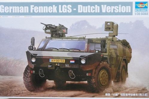 German Fennek LGS- Dutch version