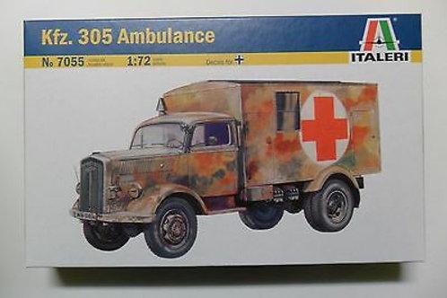 Kf. Kzf. 305 Ambulance