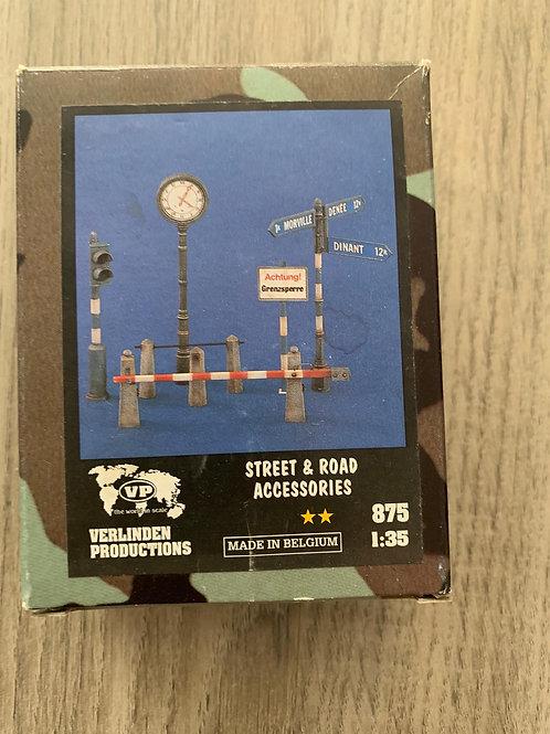 Street & road accessories