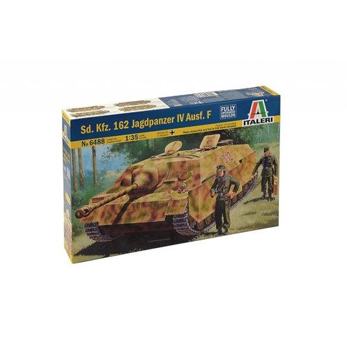 Sd. Kfz. 162 Jagdpanzer IV Ausf. F