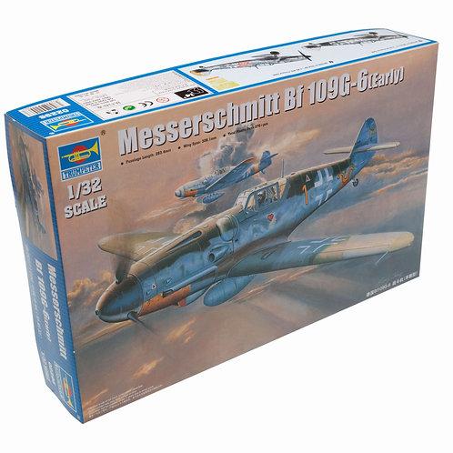 Messerschmitt BF 109G-6 early