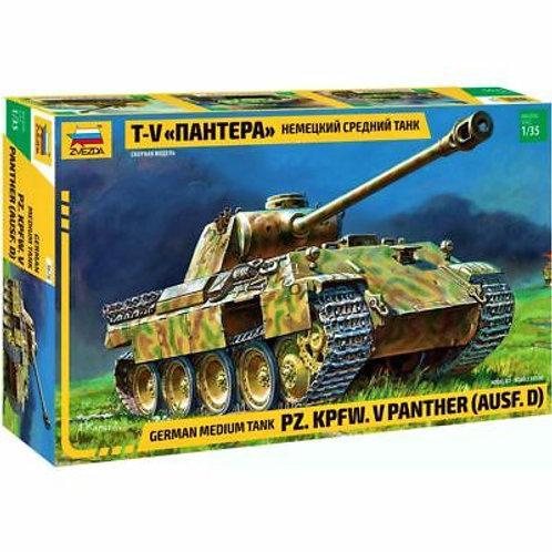 German medium tank Panther Ausf. D