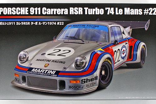 Porsche 911 Carrera RSR Turbo '74 Le Mans