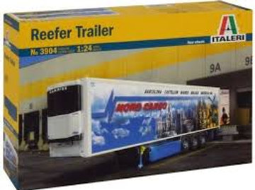 Reefer trailer