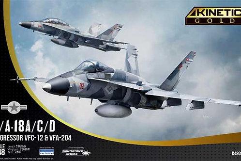 F/A-18A/D VFC-112 Aggressor