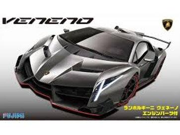Lamborghini Veneno W/engine