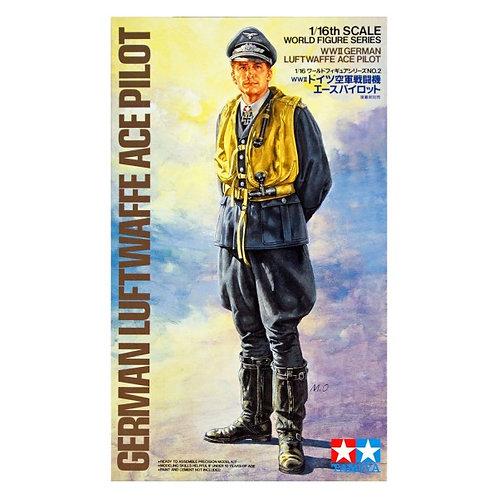 German Luftwaffe ace pilot