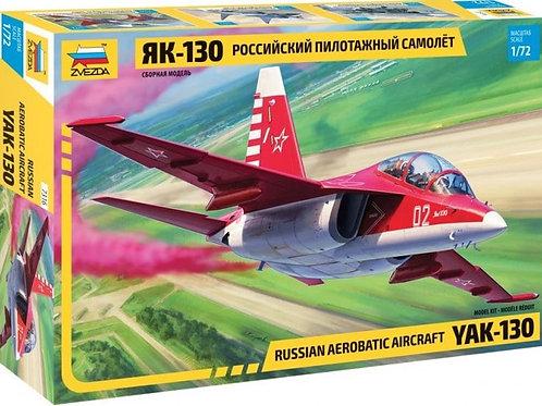Russian aerobatic aircraft YAK-130