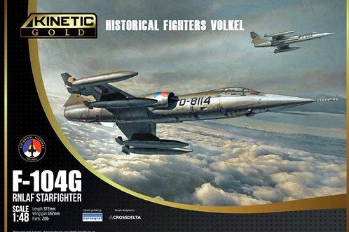 F-104G RNLAF starfighter