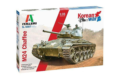 M24 Chaffee Korean war