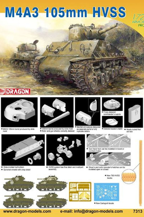 M4A3 105mm Sherman