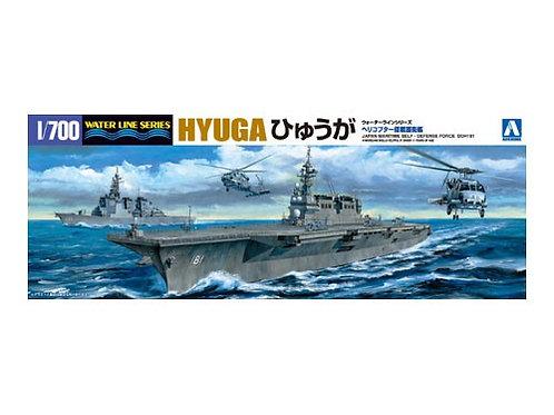 JMSDF Hyuga