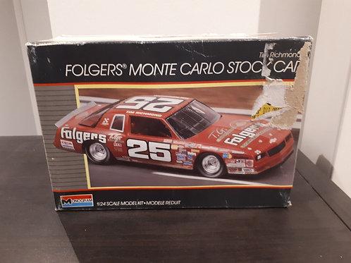 Folgers Monte Carlo stock car