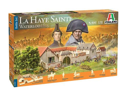 La Haye Sainte Waterloo 1815
