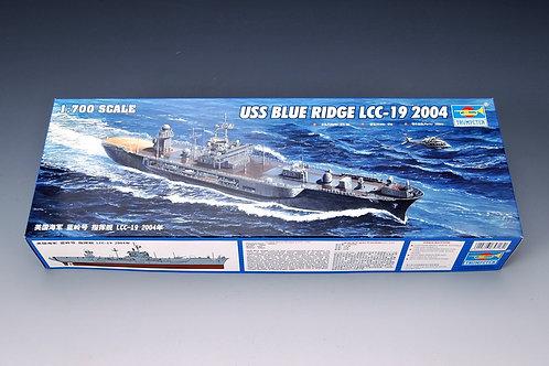 USS Blue ridge LCC-19 2004
