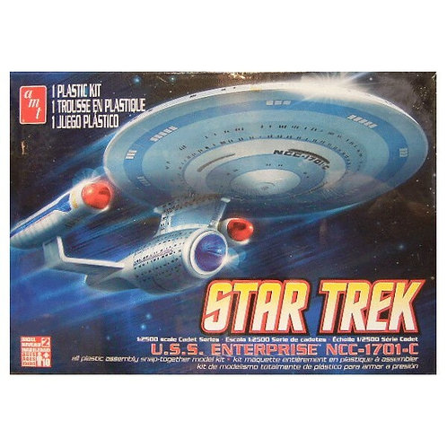 Star trek U.S.S Enterprise NCC-1701-C