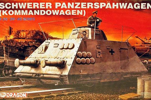 Schwerer Panzerspähwagen Kommandowagen