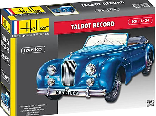 Talbot record