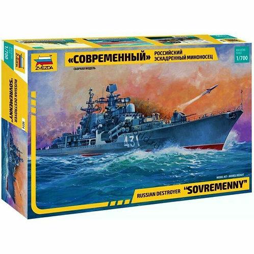 Russian destroyer Sovremenny