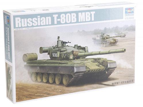 Russian T-80B MBT