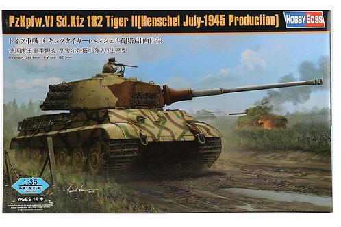 German Tiger 2 (Henschel July-1945 prod.)