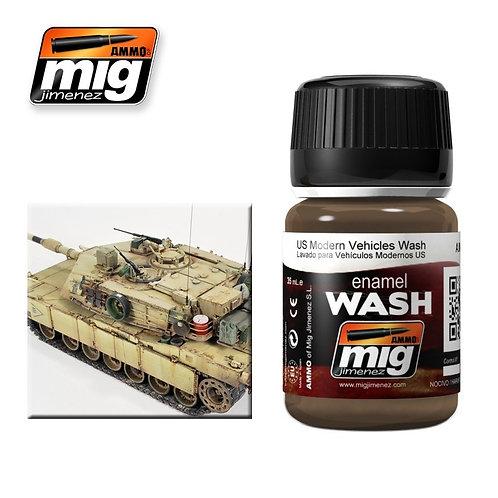 US modern vehicle wash 35ml