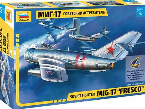 MIG-17 'Fresco'