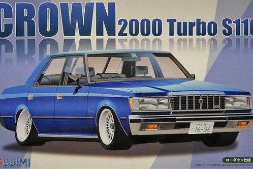 Toyota Crown 2000 turbo S110