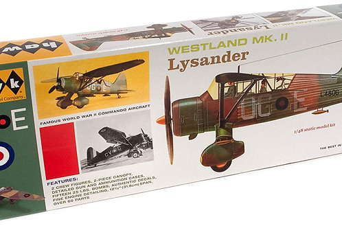 Westland MK. II Lysander