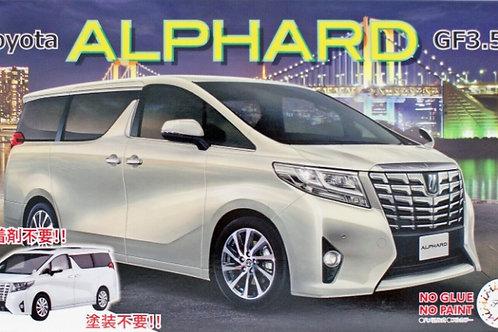 Toyota Alphard GF3.5