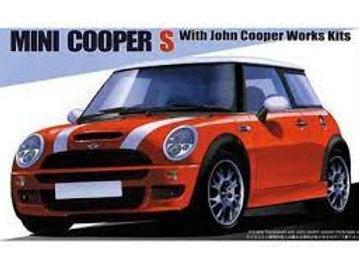 Mini cooper S with John cooper works kit
