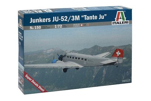 Junkers JU-52/3M 'Tante Ju'