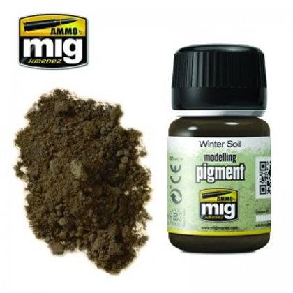 Winter soil 35ml