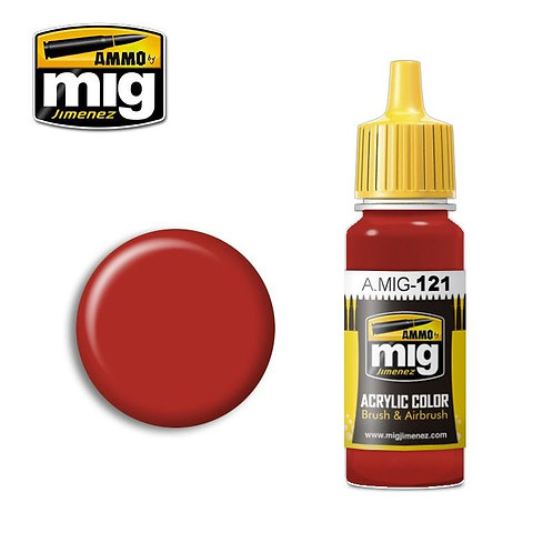 Blood red 17ml