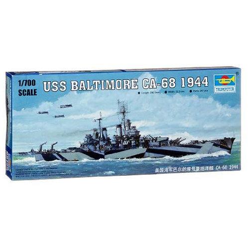 USS Baltimore CA-68 1944