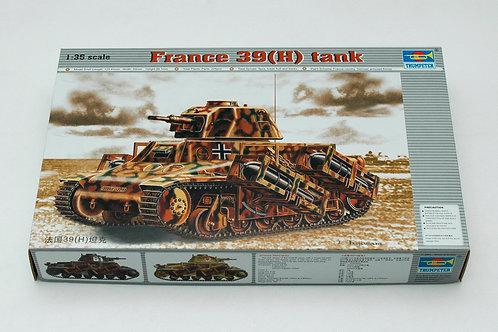 France 39(H) tank