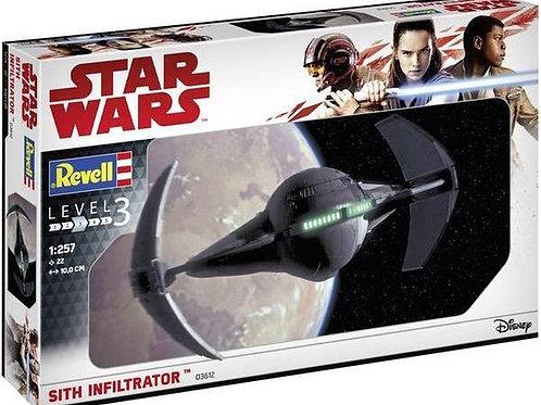 Star wars Sith infiltrator